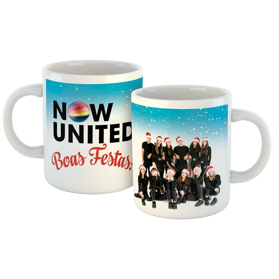 Now United - United Christmas [Caneca]