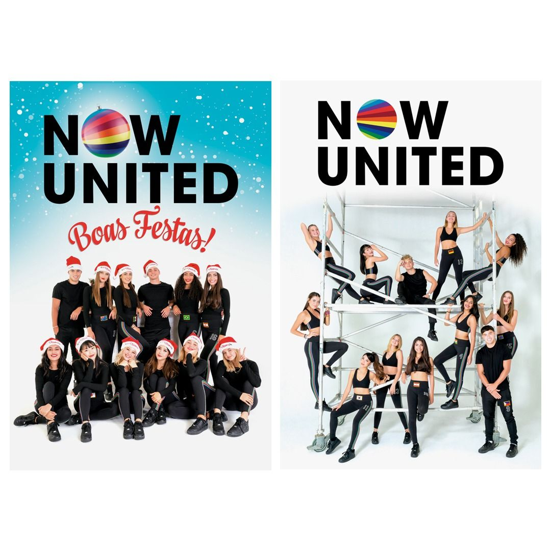 Now United - United Christmas [Pôster com Tubo]