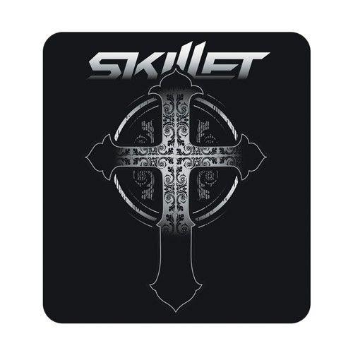 Skillet - Cross [Adesivo]