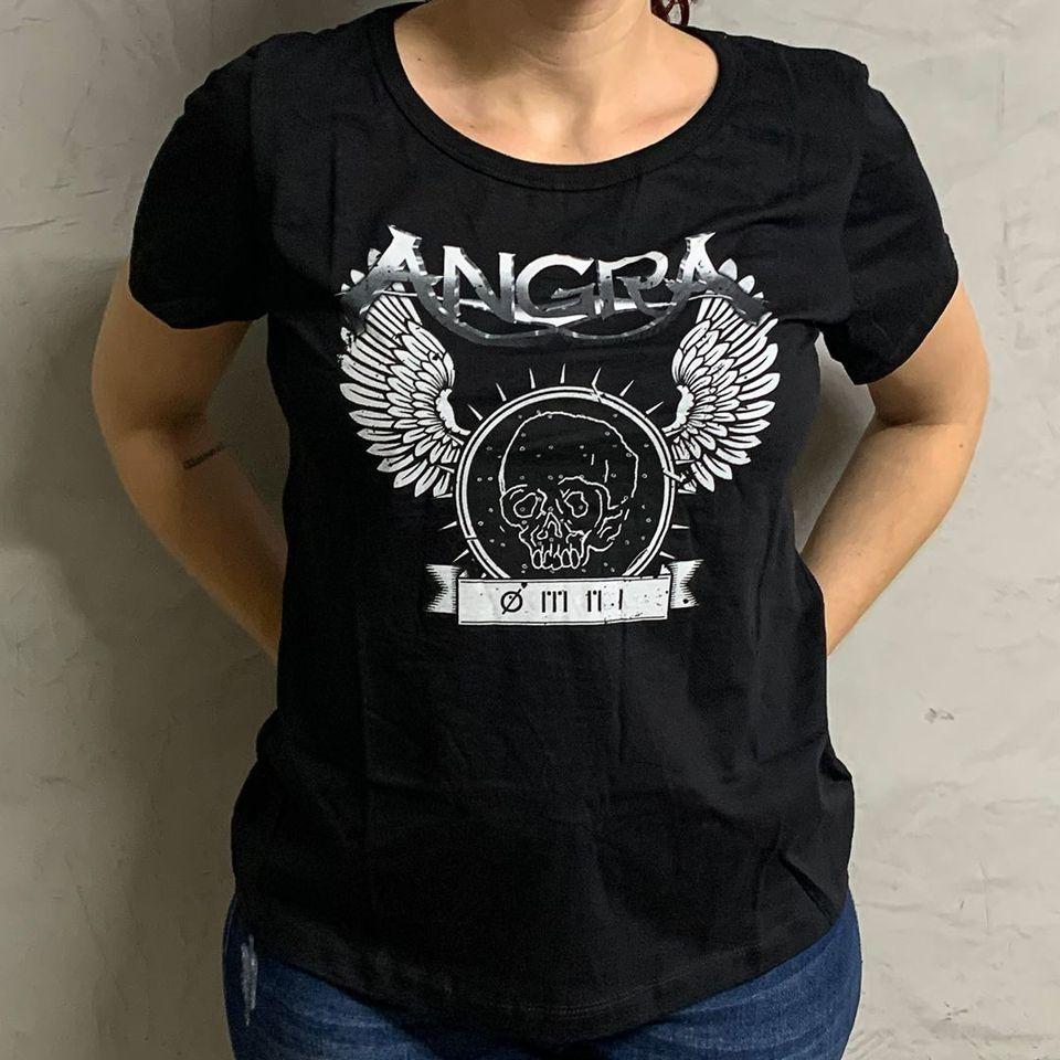 Angra - Omni Wings [Camiseta Feminina]