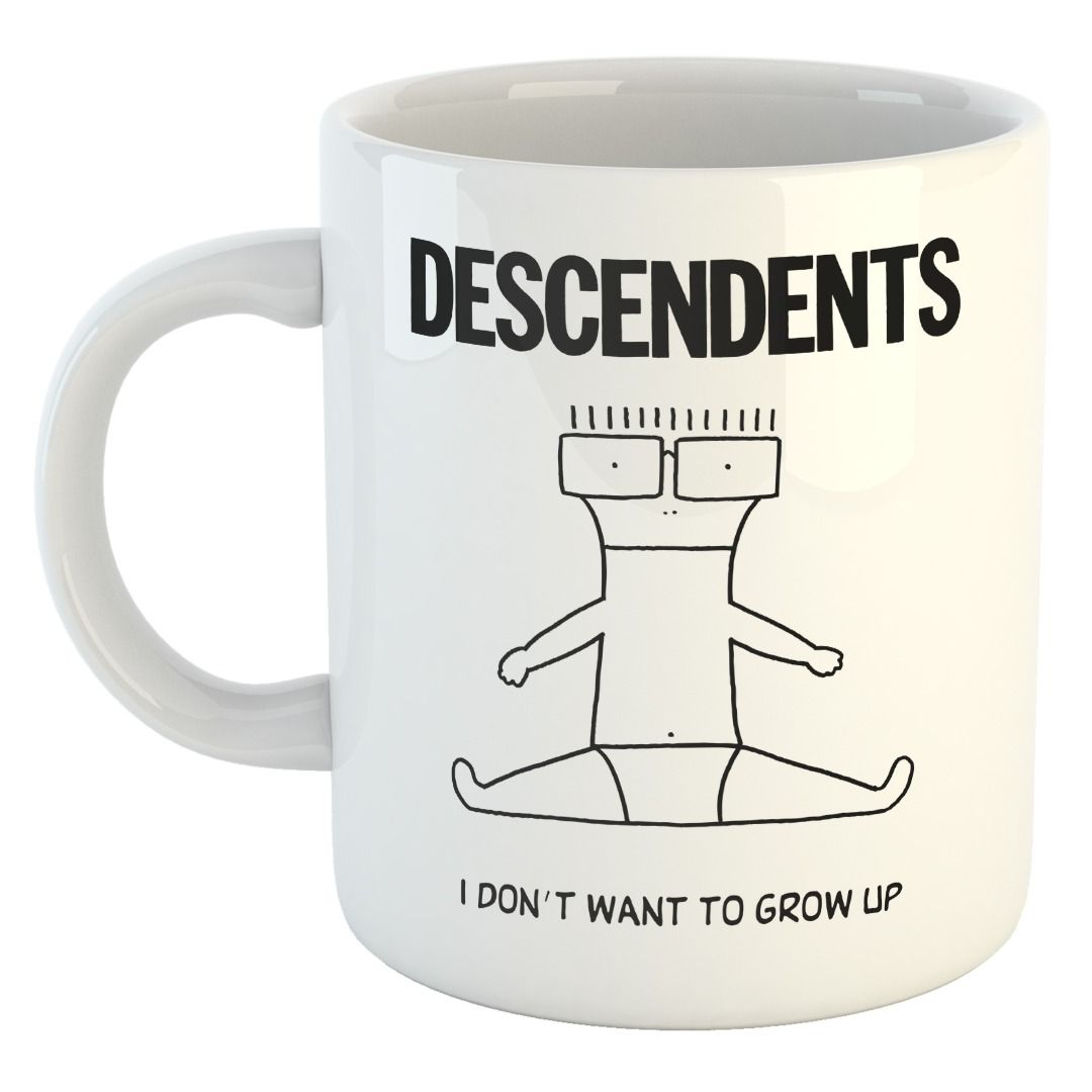 Descendents - I Don't Want To Grow Up Album [Caneca]