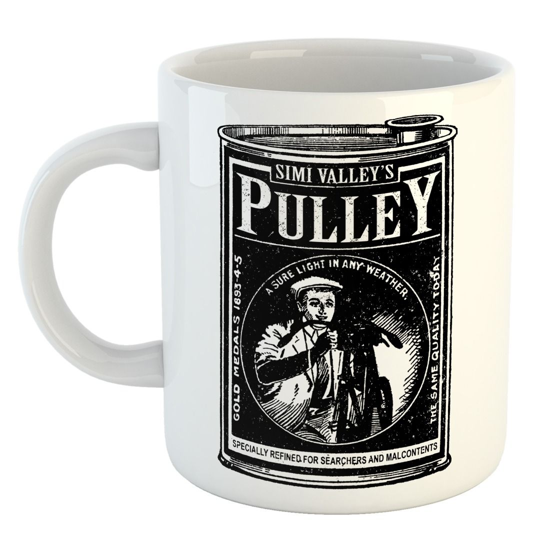 Pulley - Oil Can [caneca]