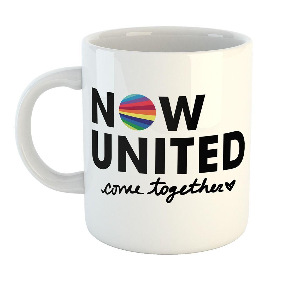 Now United - Come Together [Caneca]