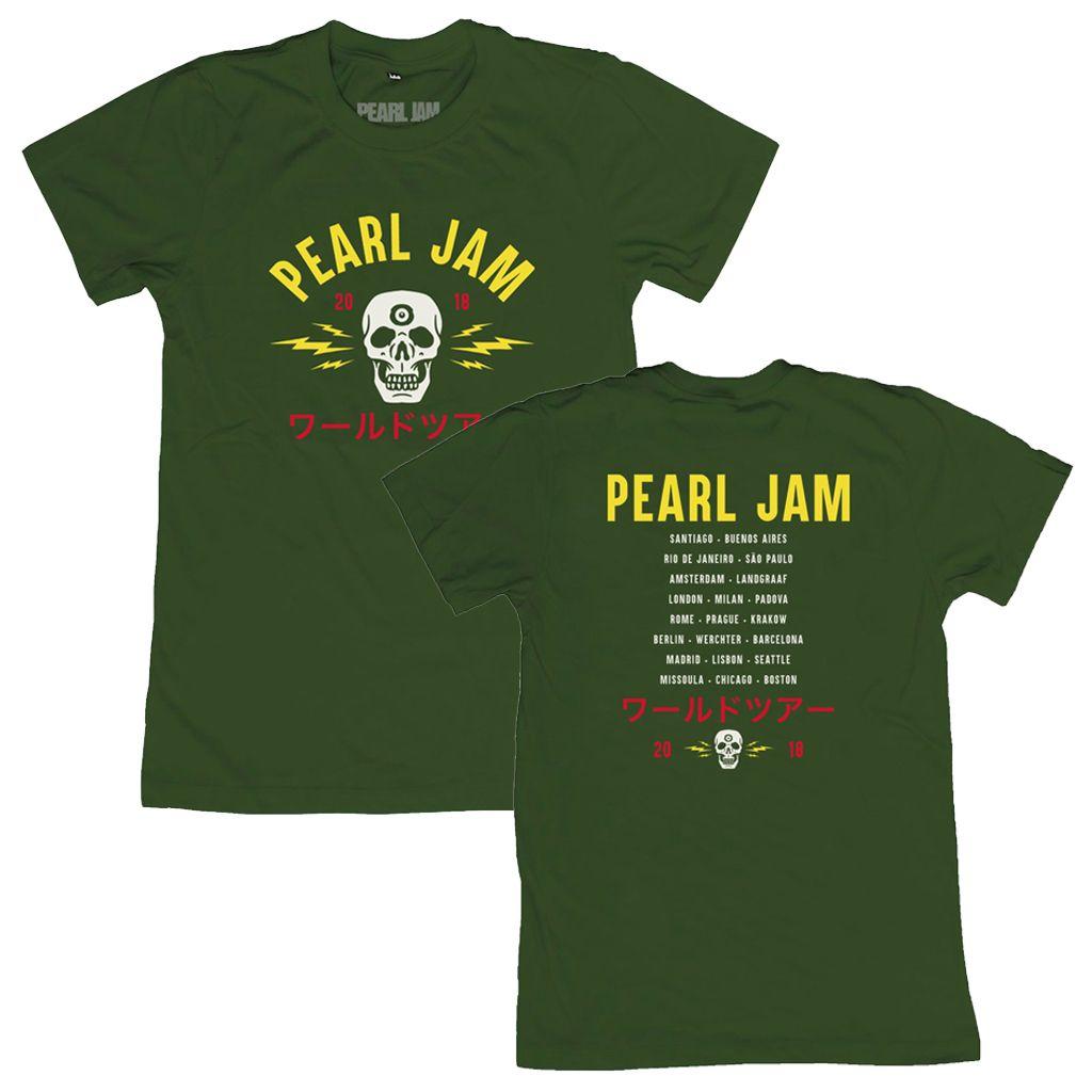 Pearl Jam - Electric Skull