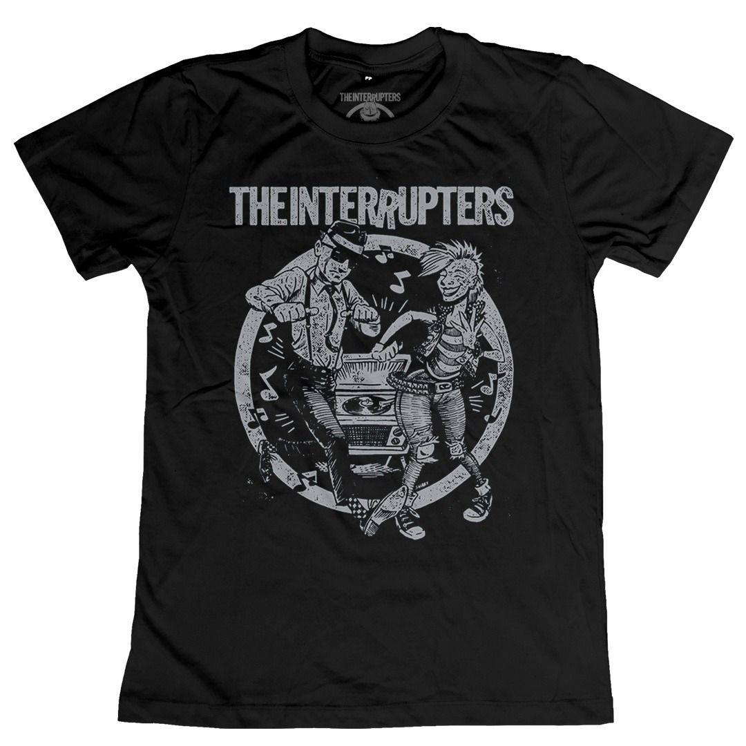 The Interrupters - Punk Rock Bowling [Camiseta Importada]