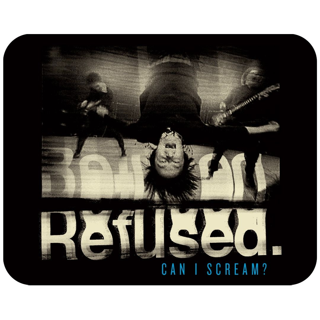Refused - Can I Scream? [Adesivo]