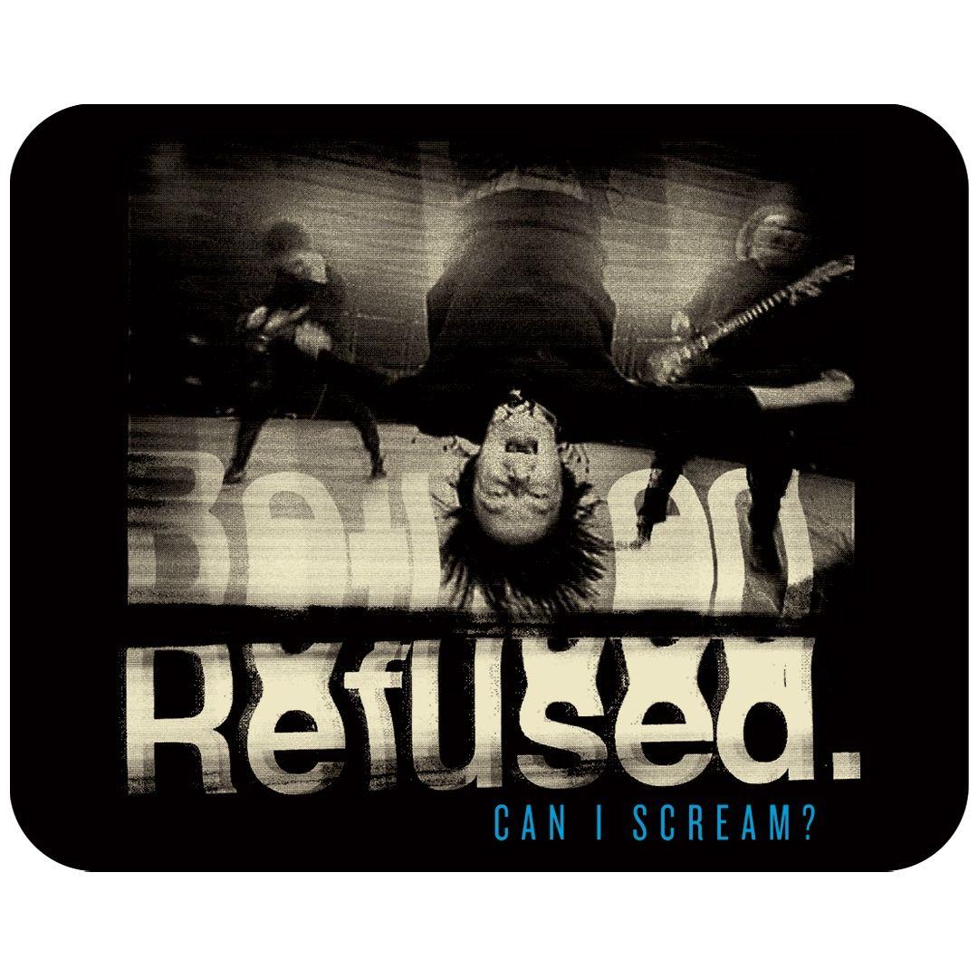 Refused - Can I Scream? [Adesivo]
