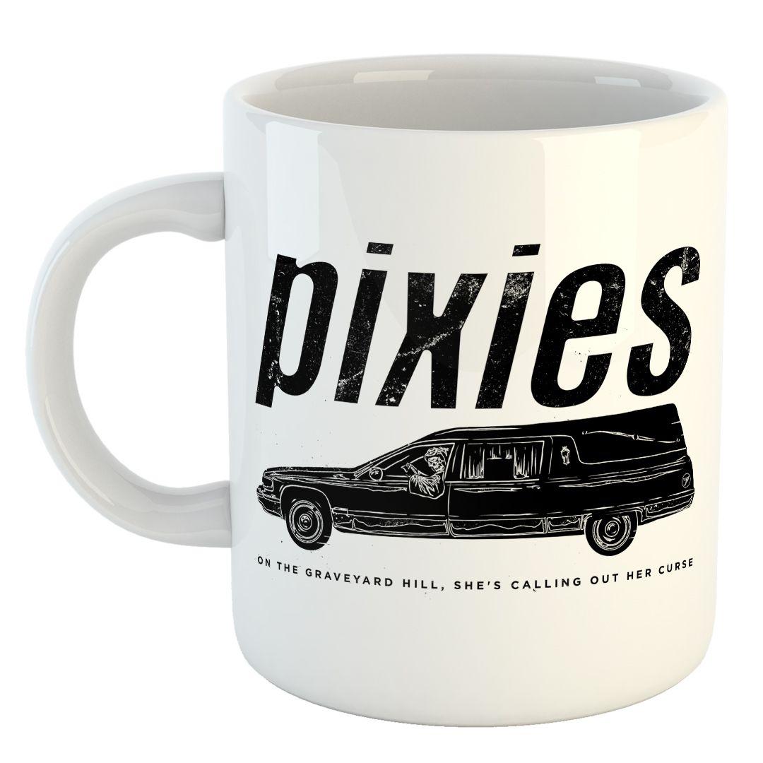 Pixies - Hearse [Caneca]