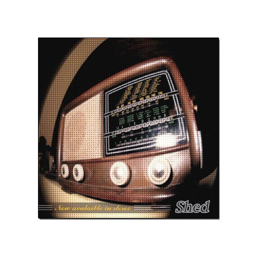 Shed - Now Available In Stereo [CD]