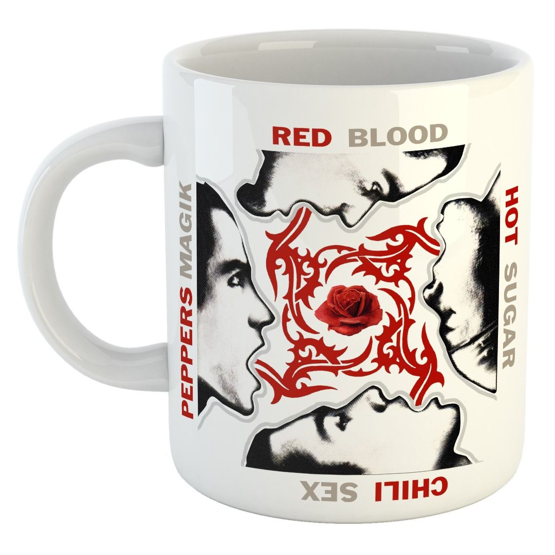 Red Hot Chili Peppers - Blood Sugar Sex Magik [Caneca]