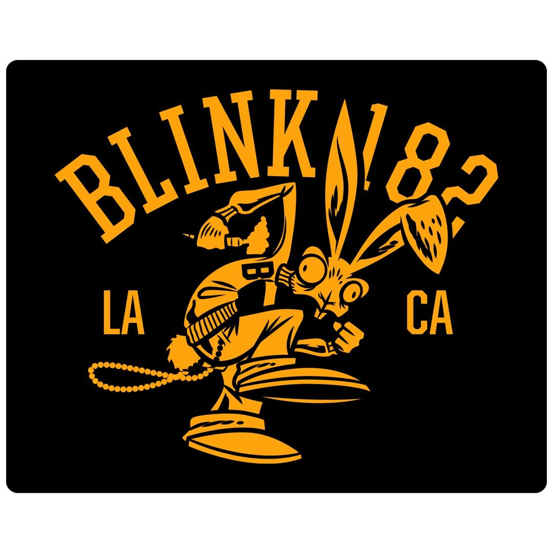 blink-182 - College Mascot [Adesivo]