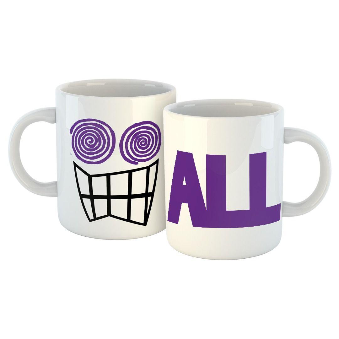 ALL - Allroy Face [Caneca]
