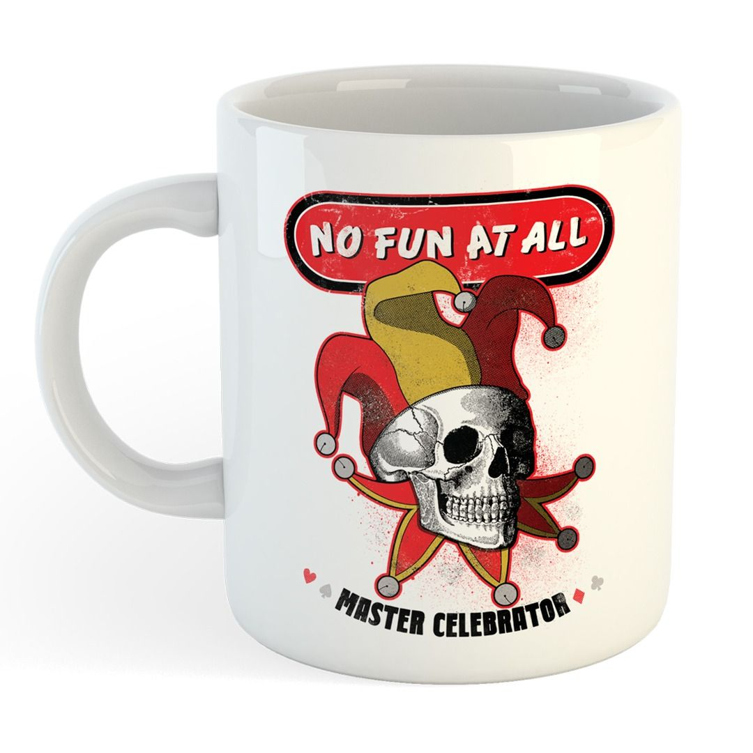 No Fun At All - Master Celebrator [Caneca]
