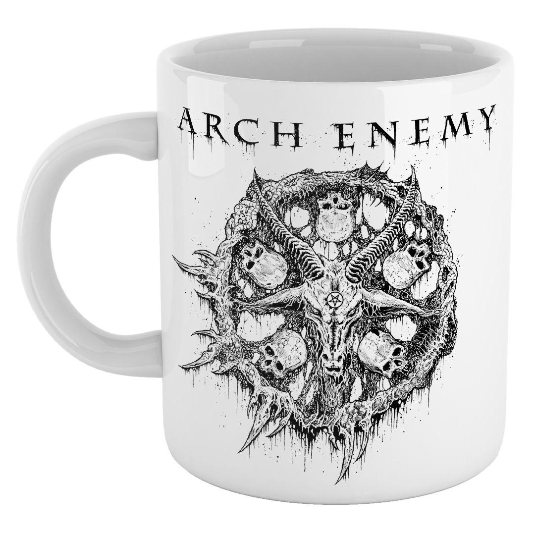 Arch Enemy - Riddick [Caneca]