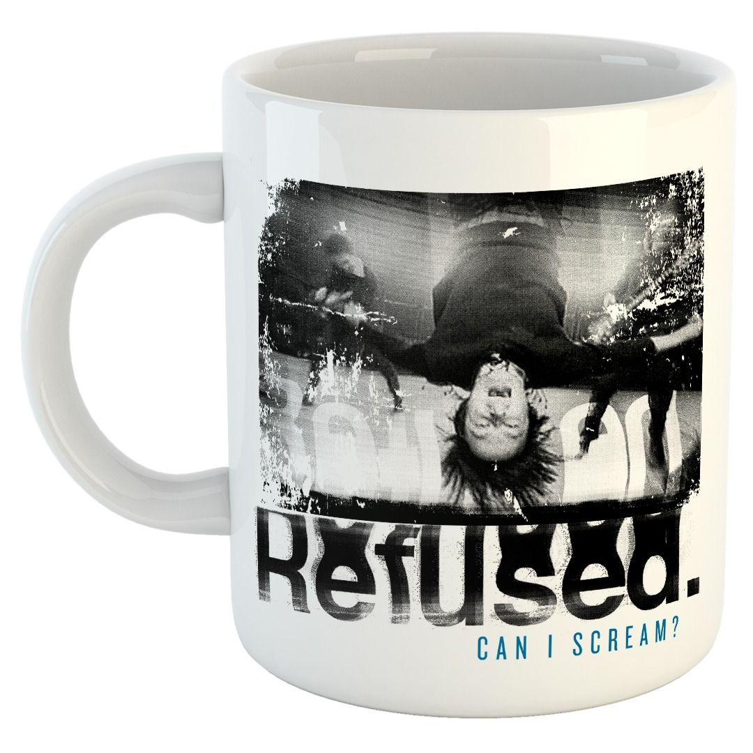 Refused - Can I Scream? [Caneca]