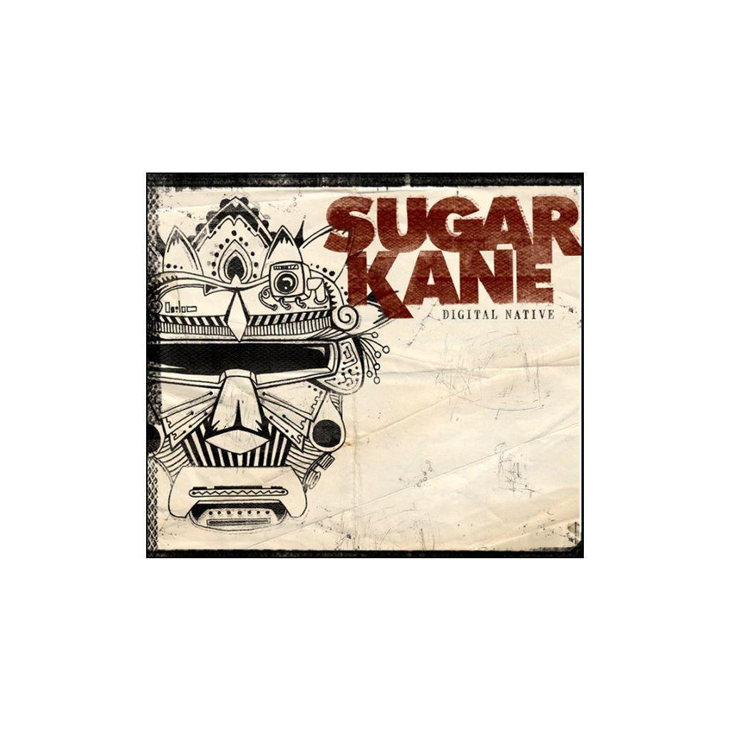 Sugar Kane - Digital Native [EP]
