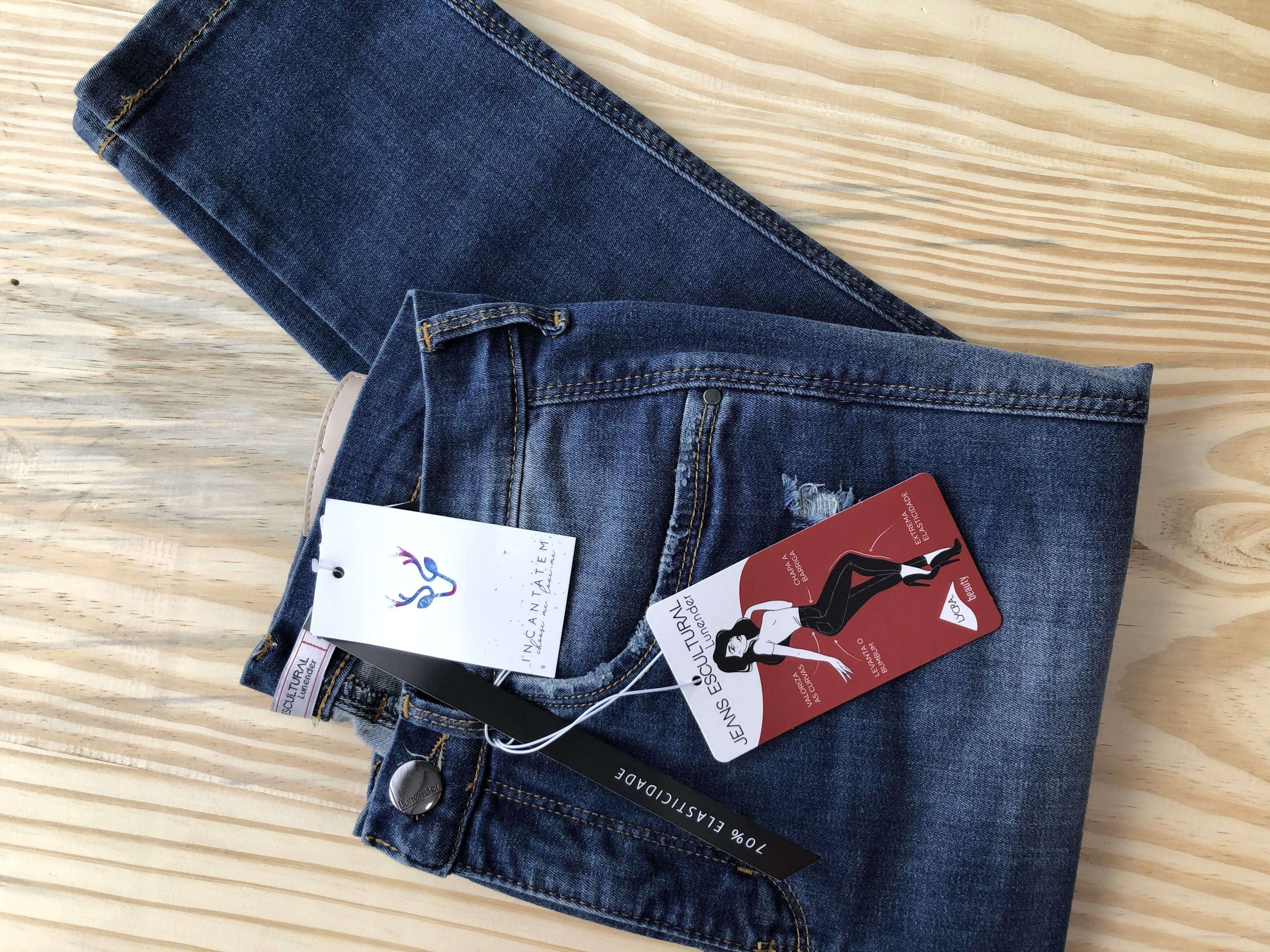 Calça Jeans Escultural Kely