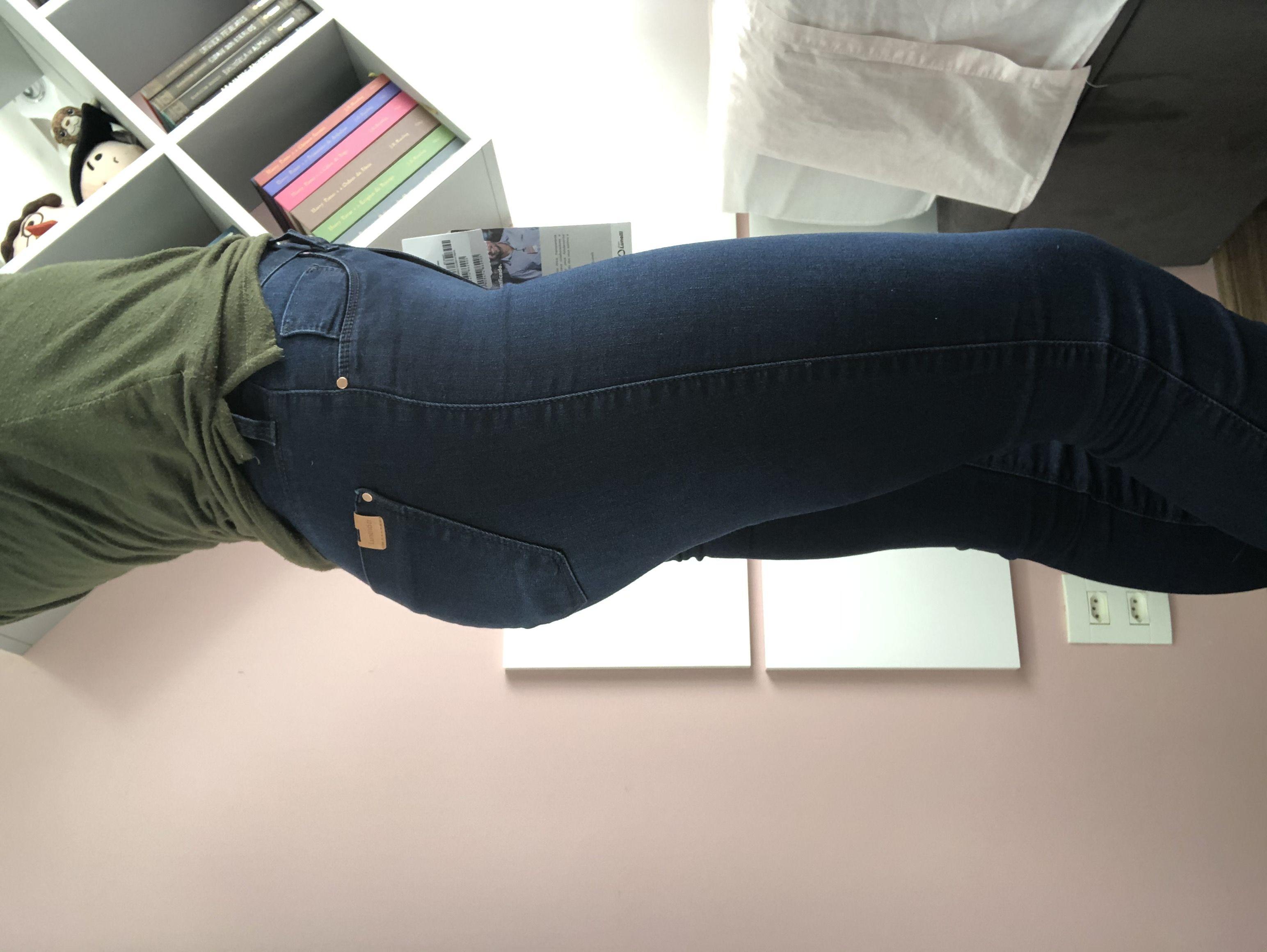 Calça Jeans FIT FOR ME - Jeans Escuro
