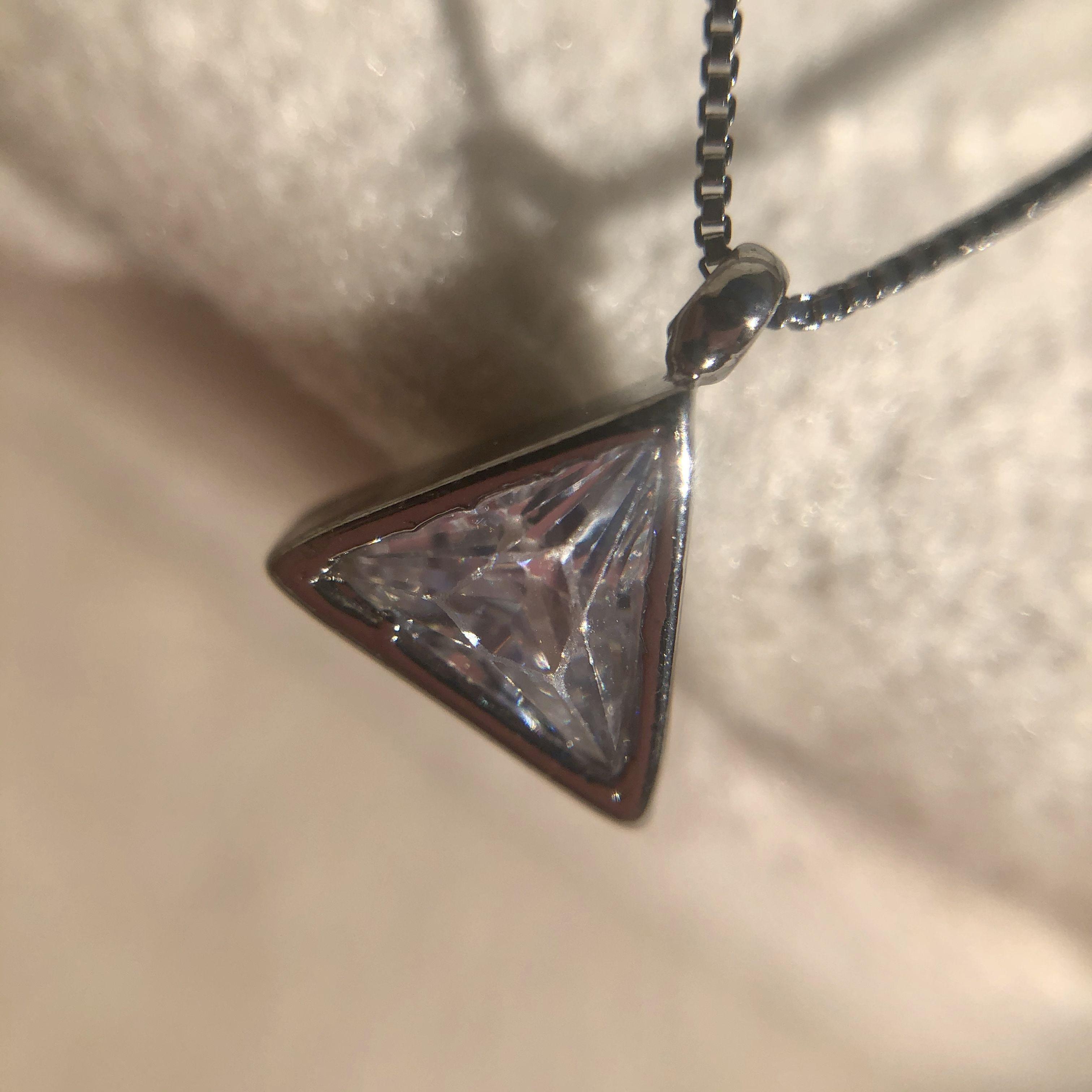 Conj Triangulo Cristal Delicado