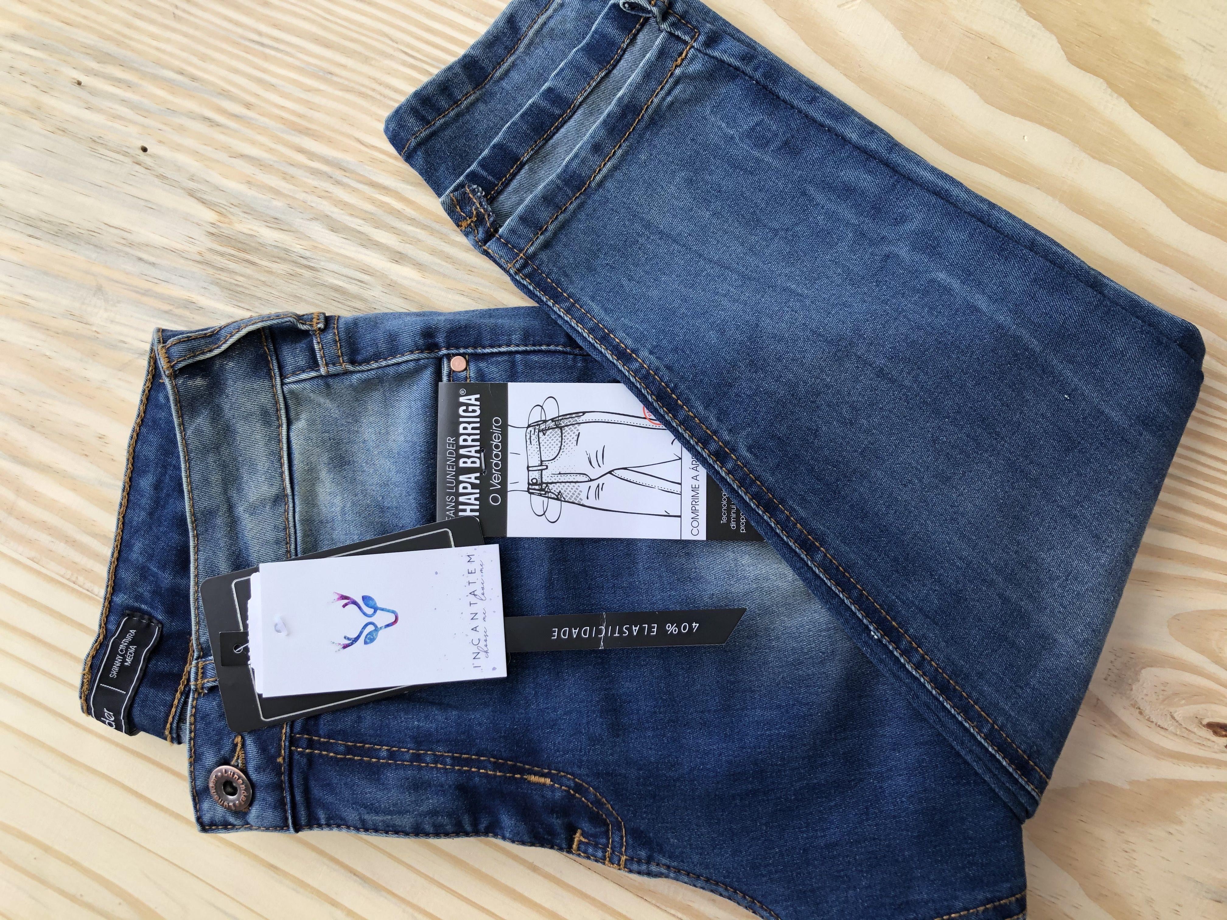 Calça Jeans Daniele