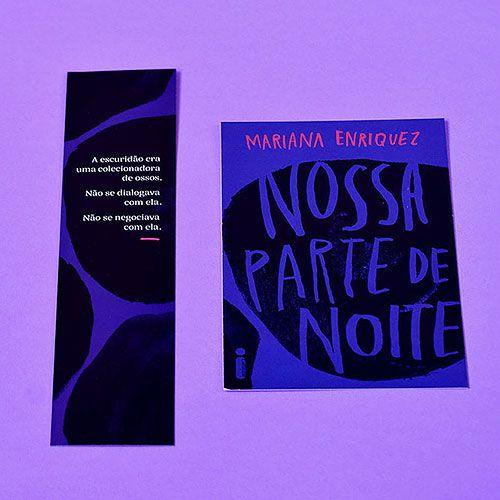 Nossa parte de noite, de Mariana Enriquez