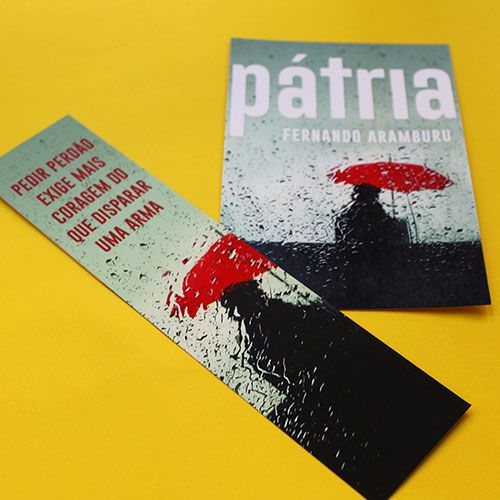 Pátria, de Fernando Aramburu