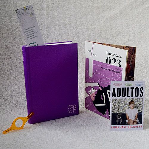 Adultos, de Emma Jane Unsworth