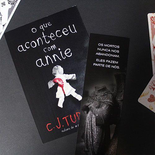 O que aconteceu com Annie, de C. J. Tudor