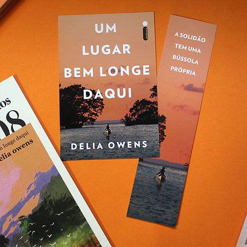Um lugar bem longe daqui, de Delia Owens