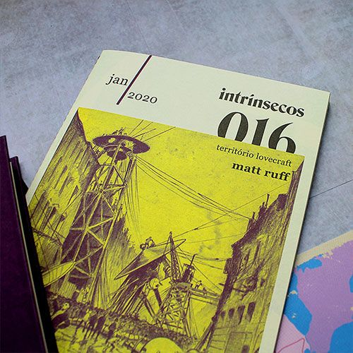 Território Lovecraft, de Matt Ruff