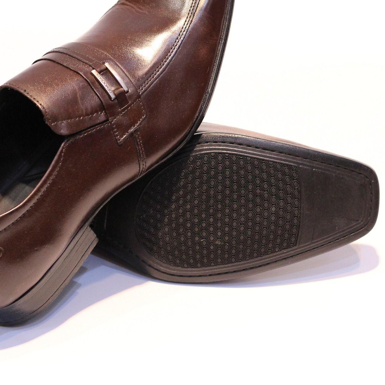 Sapato Democrata Premier Café