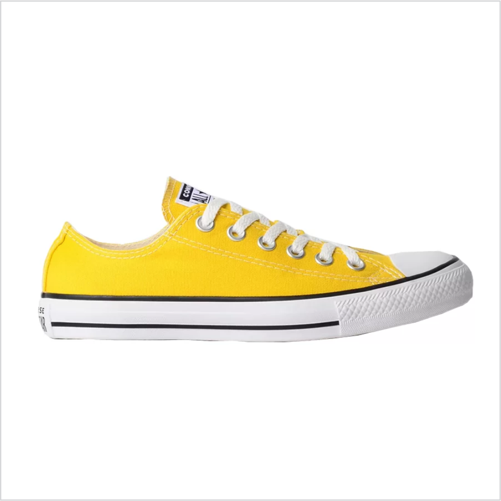 Tênis Converse All Star Chuck Taylor - Amarelo Vivo