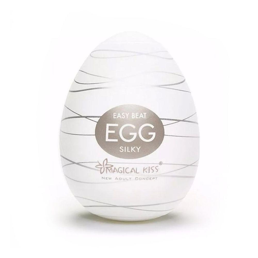 Egg masturbador magical kiss Silky