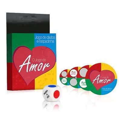 """Jogo """"O jogo do amor"""" ao cubo"""