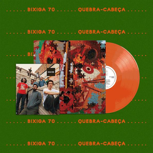 Bixiga 70 - Quebra-Cabeça (2018)
