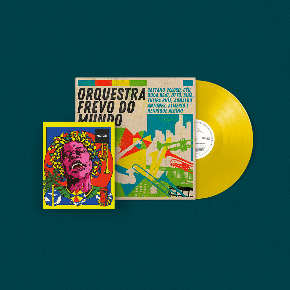Orquestra Frevo do Mundo, Vol. 1