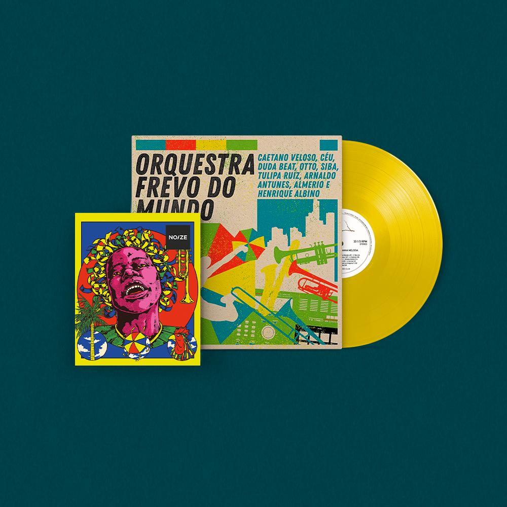 Orquestra Frevo do Mundo, Vol. 1