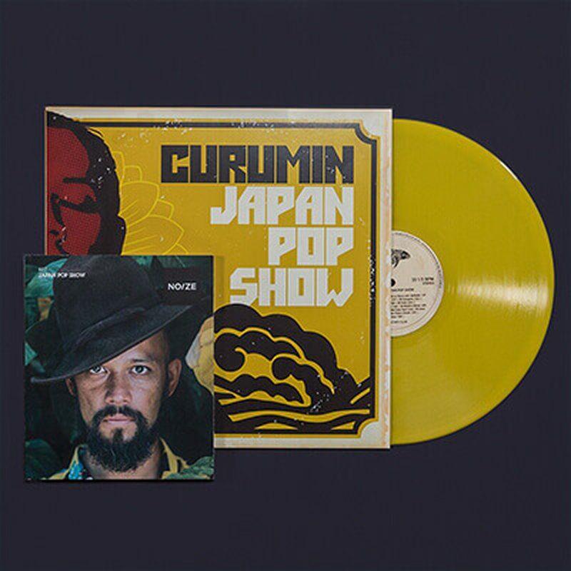 Curumin - Japan Pop Show (2008)