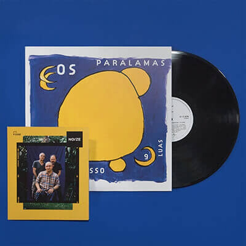 Os Paralamas do Sucesso - 9 Luas (1996)