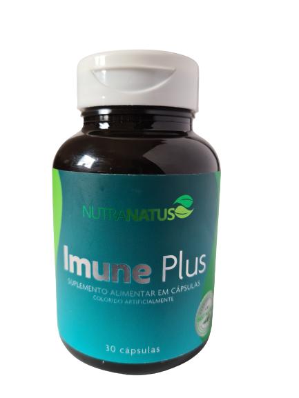 Imune Plus - aumenta a imunidade (30 cápsulas)