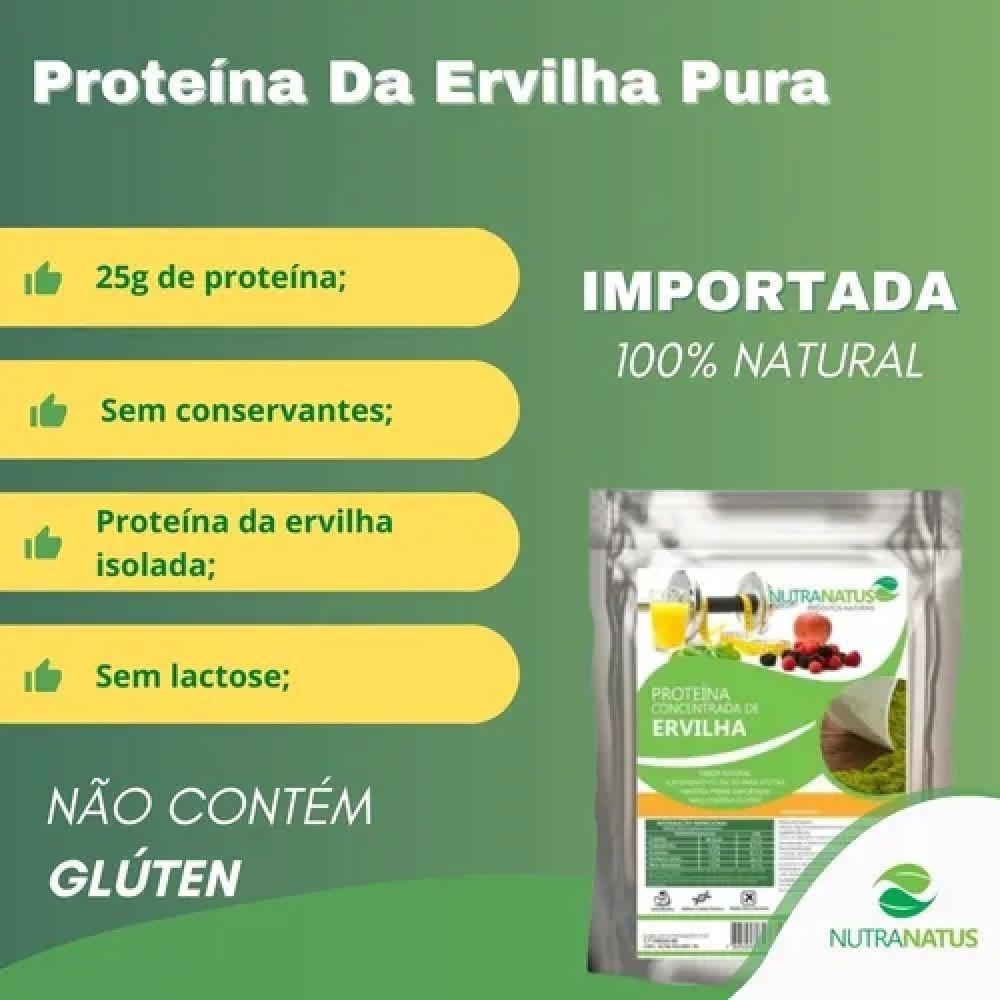 Proteína De Ervilha 2kg