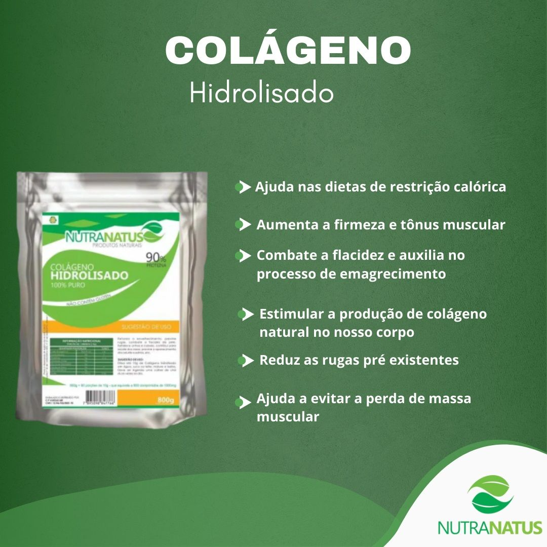 Colageno Hidrolisado 1,6kg Importado