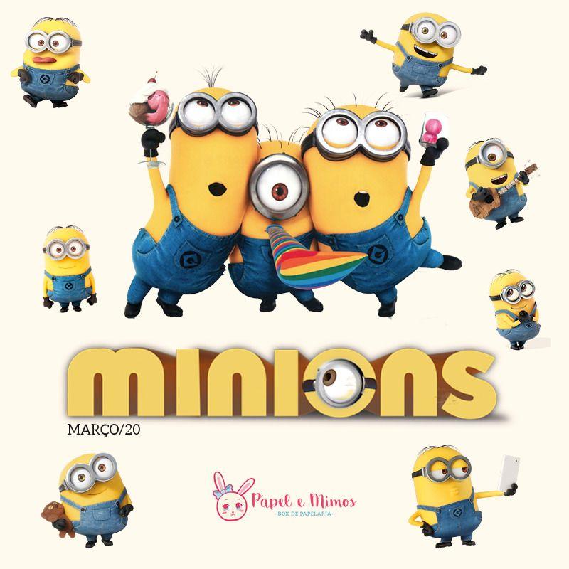 Box Minions