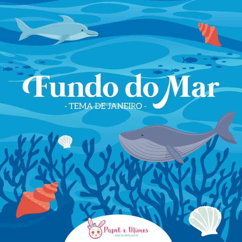 Box Fundo Do Mar