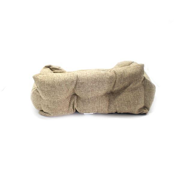Caminha Sofá em tecido respirável Hemp de alta resistência, que fornece tranquilidade e relaxamento ao pet