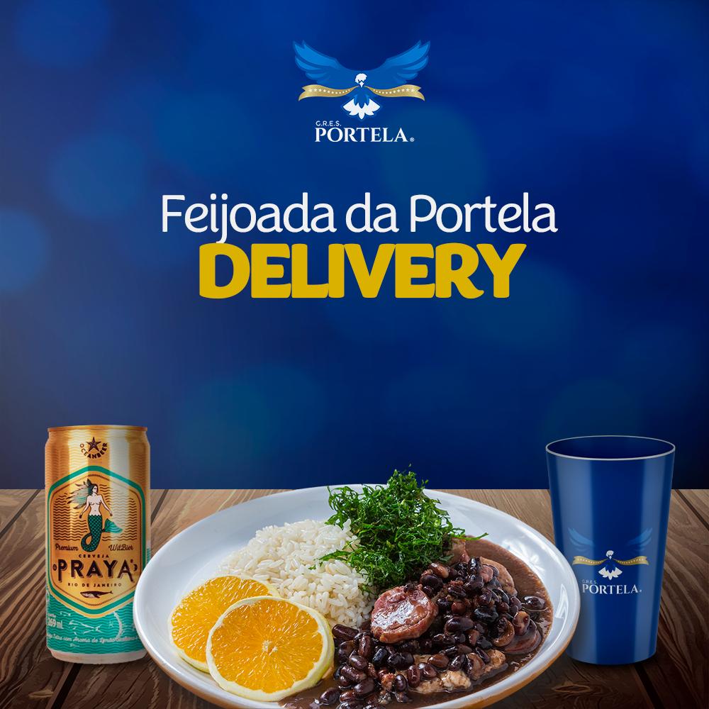 Combo 1 Delivery | Feijoada + Cerveja + Copo