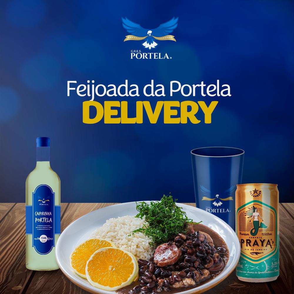 Combo 2 Delivery | Feijoada + Caipirinha + Cerveja + Copo