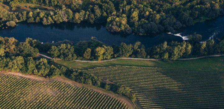 Portugal, região dos vinhos verdes