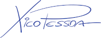 Assinatura Xico Pessoa