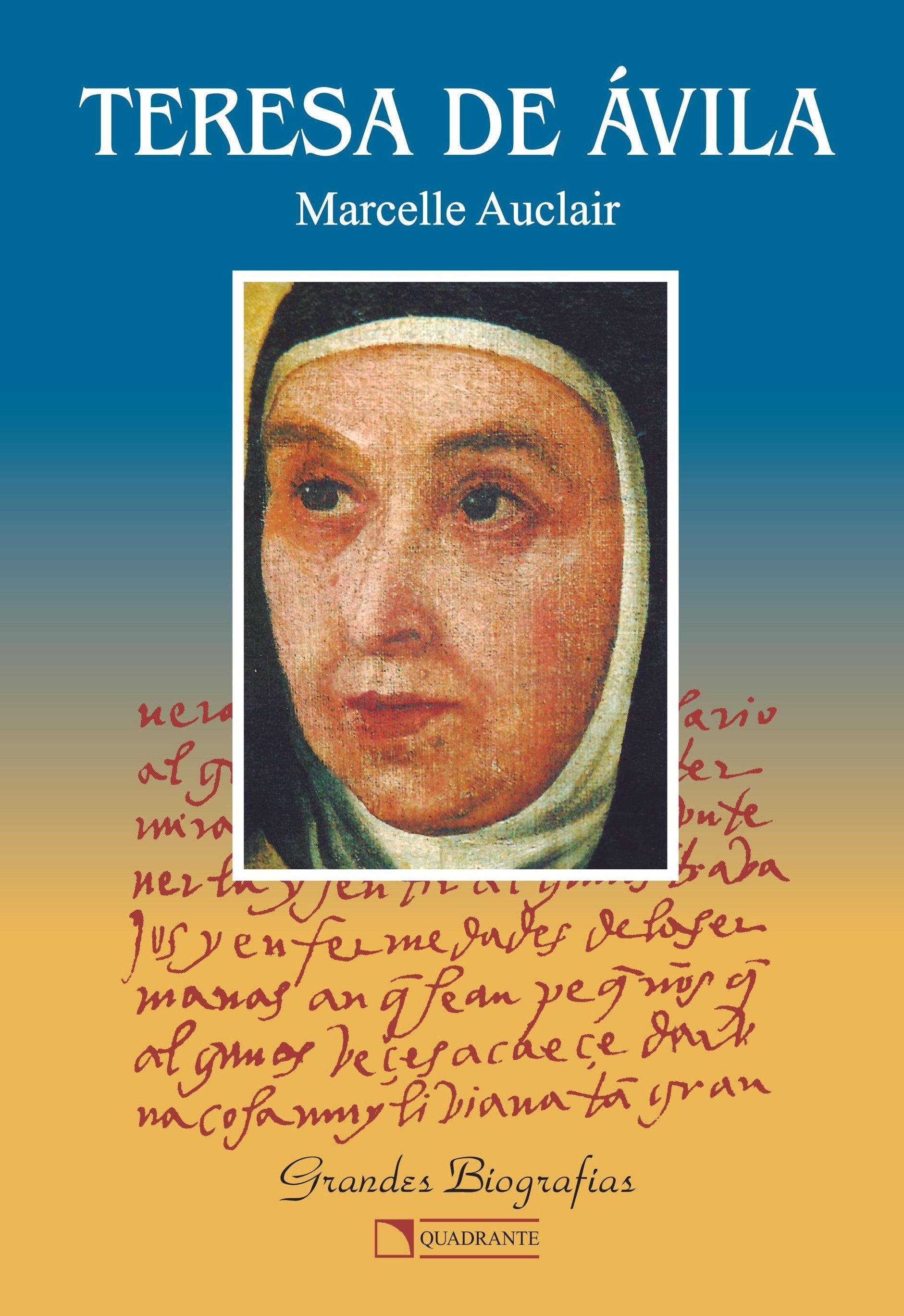 Livro Teresa de Ávila